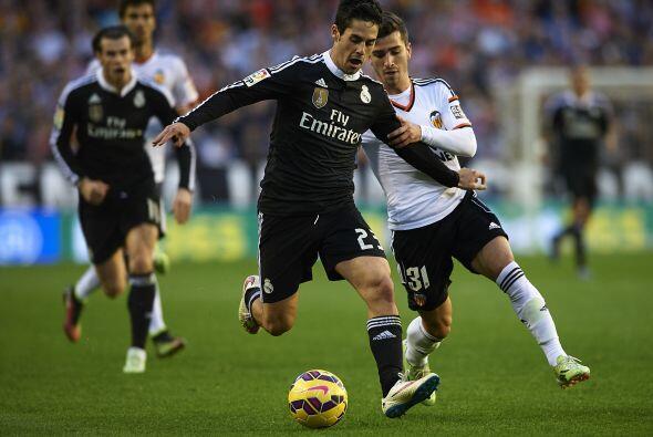 Los cambios vinieron al Real Madrid buscando un revulsivo que nunca lleg...