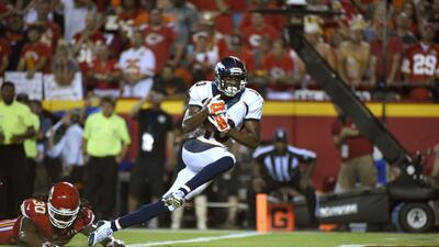 Highlights Temporada 2015 S2: Denver Broncos 31-24 Kansas City Chiefs