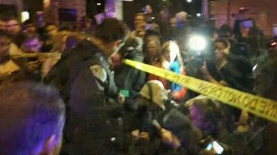 Dos muertos y decenas de heridos después de imprudencia de un conductor...