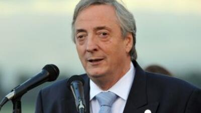 El ex presidente argentino, Néstor Kirchner, murió el miércoles en su re...