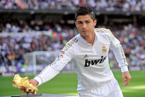 Real Madrid fue local ante el Osasuna y Cristiano Ronaldo present&oacute...