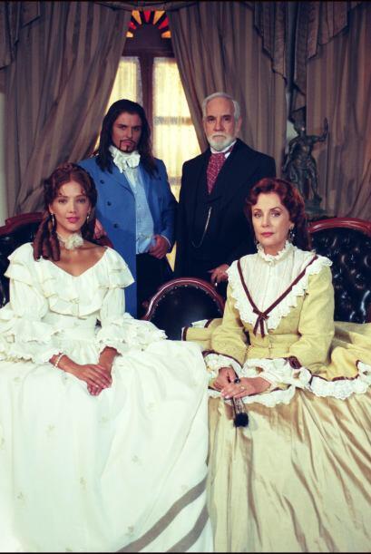 Una telenovela llena del encanto del siglo XIX presentada en el 2003.