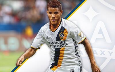 Jonathan dos Santos, nuevo jugador de LA Galaxy.