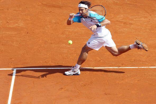 Pero Ferrer reaccionó igualando hasta el 5-5, antes de que Nadal...