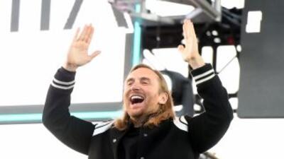 David Guetta señala que su nuevo álbum titulado 'Listen' es un gran reto...