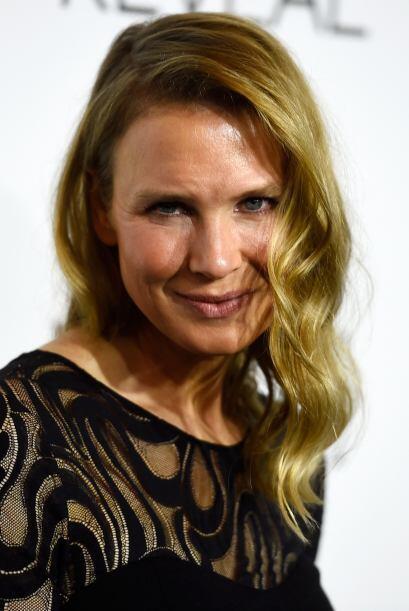 Esta es la nueva versión de cara de la actriz, quien luce irreconocible.