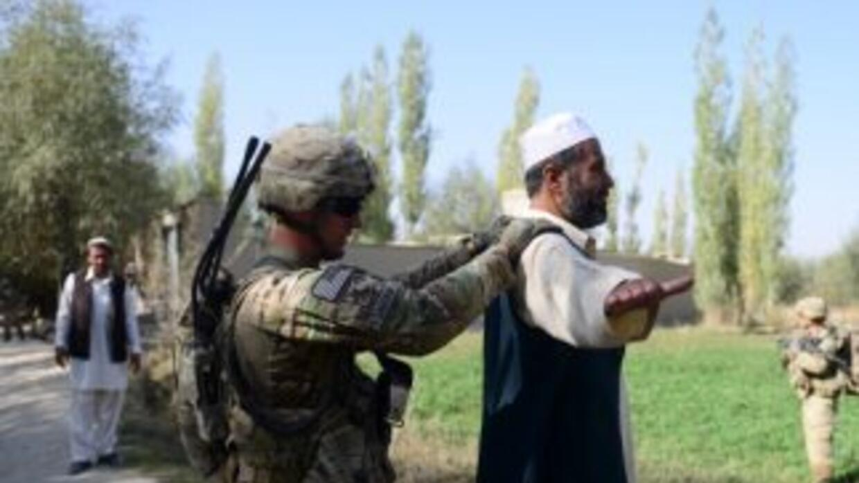 Al Qaeda sigue activo en Afganistán, donde combate con las fuerzas estad...