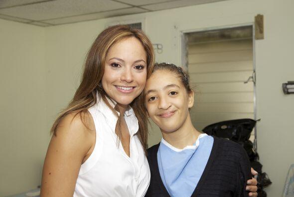 Desde su fundación, Operación Sonrisa ha tratado a más de 150,000 niños...