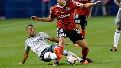 Ashley Cole jugó 58 minutos ante Tijuana.