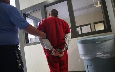 Un salvadoreño de 44 años murió el 8 de junio bajo la custodia de ICE. E...