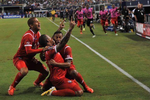 Román Torres anotó el segundo gol, que al final de cuentas significó el...