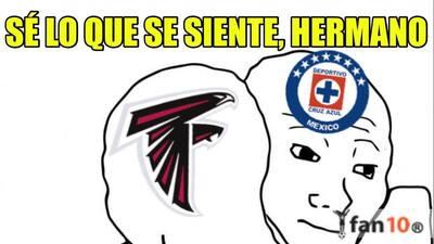 Los Falcons la 'cruzazulearon' ante Pats