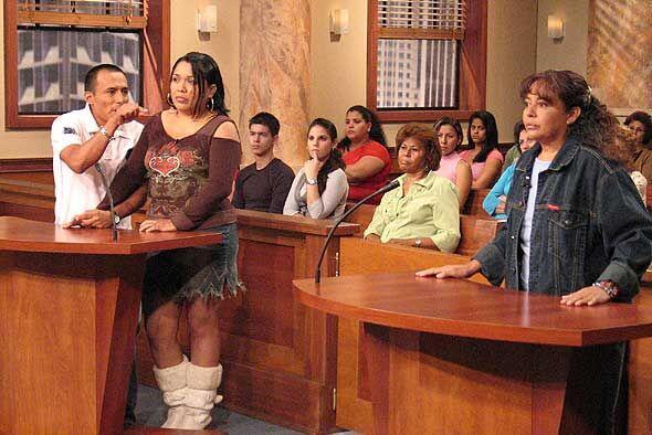 Hilario acusaba a la mujer, pues está seguro que ella sabía sobre los pl...