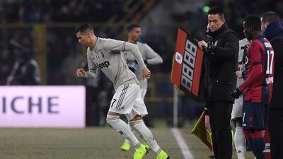 En fotos: Juventus marcó la diferencia sobre Bologna sin Cristiano Ronaldo como titular