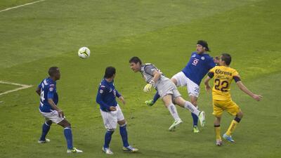 Los mejores cinco momentos en la carrera de Moisés Muñoz