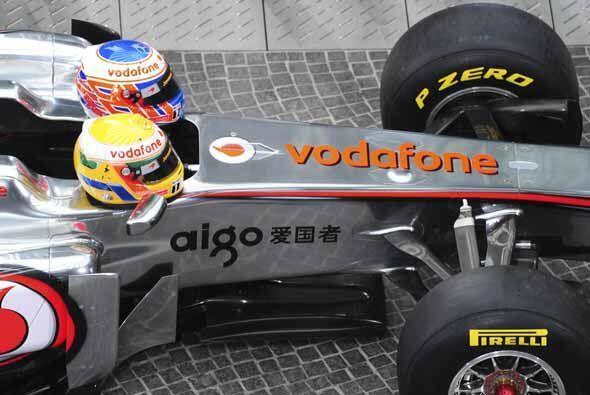 McLaren es un equipo que tradicionalmente se encuentra en la parte alta...