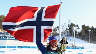 Marit Björgen, la leyenda viva de los Olímpicos de Invierno que hizo triunfar a Noruega
