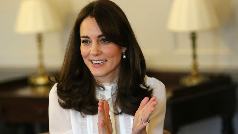 Duquesa de Cambridge en nueva campaña