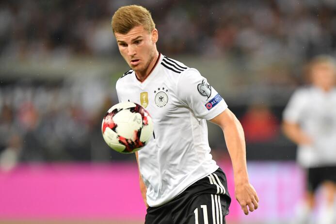 Timo Werner - 21 años (Alemania / RB Leipzig)