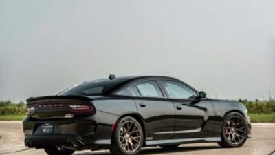 Dodge Charger Hellcat Hennessey HPE800