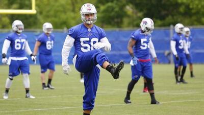 Los Bills no contarán con una de sus grandes elementos a la defensiva (A...