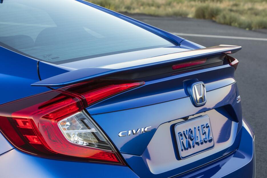 Honda Civic Sedan 2017