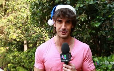 ¡Pedro Prieto le pedirá una novia a Santa Claus!