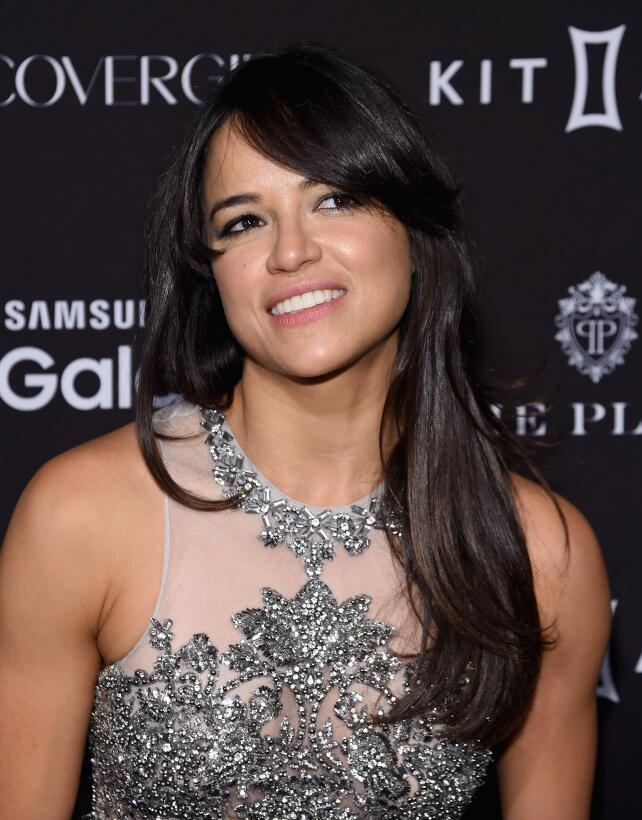 Michelle Rodríguez, la sensual 'boxeadora' de Hollywood GettyImages-4886...