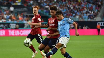 Canterano de FC Dallas se encuentra bajo la tutela de David Alaba en el poderoso Bayern Múnich