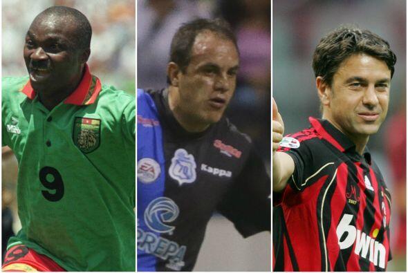 Cuauhtémoc Blanco sigue demostrando que tiene mucho fútbol por dar a sus...