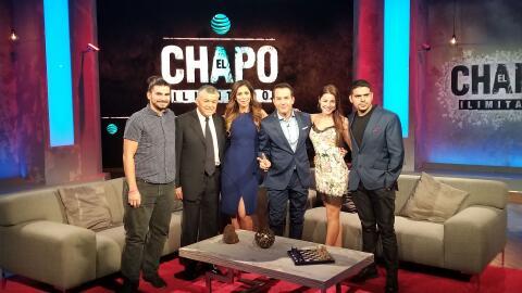 'El Chapo Ilimitado'.