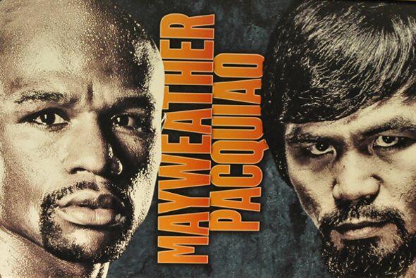 Floyd Mayweather Jr. y Manny Pacquiao dos futuros miembros del Sal&oacut...
