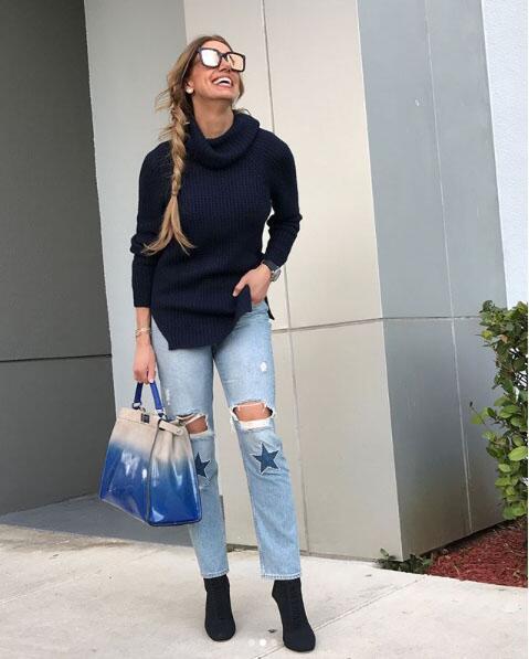 Los fabulosos 'looks' de Lili Estefan nos llenaron de colores e inspirac...