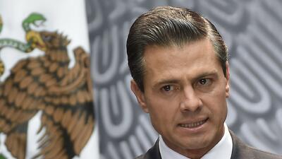 Peña Nieto muestra su apoyo al gobernador sustituto de Guerrero
