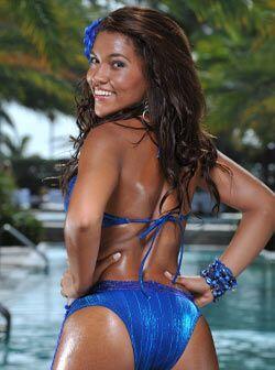 Si te preguntas cómo sería su bikini favorito, la respuesta resulta bast...