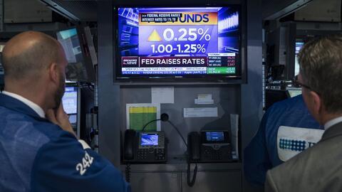Reserva Federal aumenta la tasa de interés en 25 puntos básicos