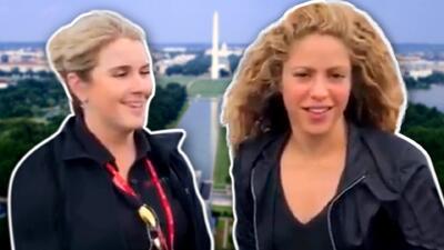 Shakira aclara que el mundo es de las mujeres