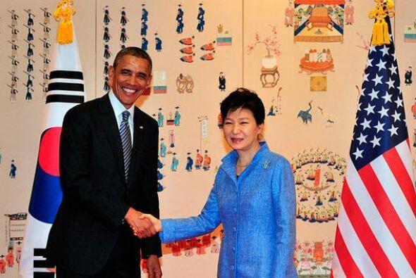 11.- GEUN-HYE PARK: Tiene 62 años. Es la presidenta de Corea del...