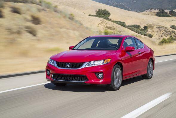 9- Honda Accord: La nueva generación del Accord heredera toda la sofisti...