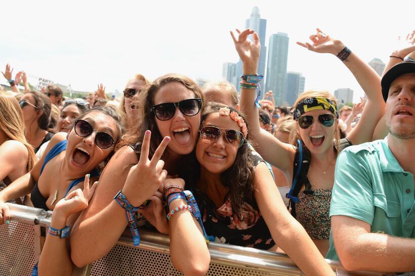 Tips Lollapalooza