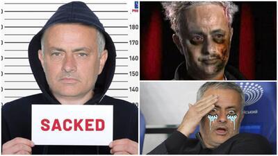 Memelogía | ¿'The Special One'? A Mourinho lo volvieron a echar y las burlas no le dan tregua