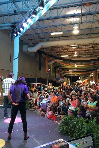 Miles de personas se dieron cita este sabado y domingo pasado en nuestra...