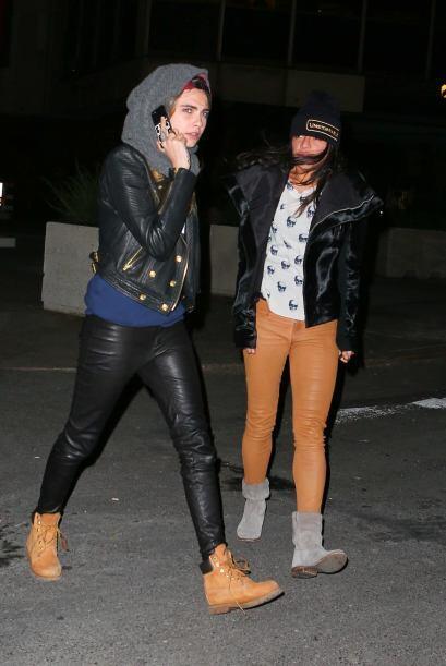 Michelle y Cara juntas son dinamita. Mira aquí lo último en chismes.