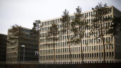 Sede de la NBD, agencia de inteligencia alemana