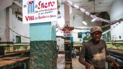 Comercio en Cuba.