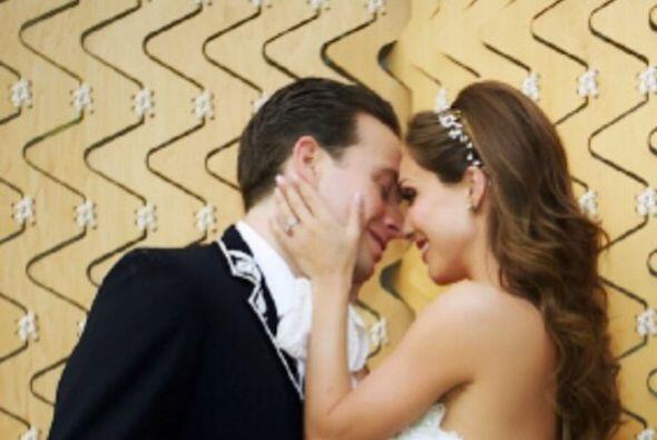 Fotos de la boda de Anahí y Manuel Velasco.