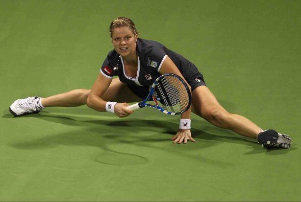 Kim Clijsters: la belga de 27 años retornó a las canchas a finales de 20...