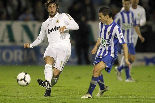 Kaká tuvo en este juego la oportunidad de tomar m´s ritmo de juego.