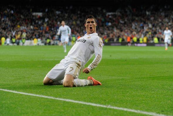 En la 2011-2012 Cristiano Ronaldo consiguió la que es hasta hoy s...
