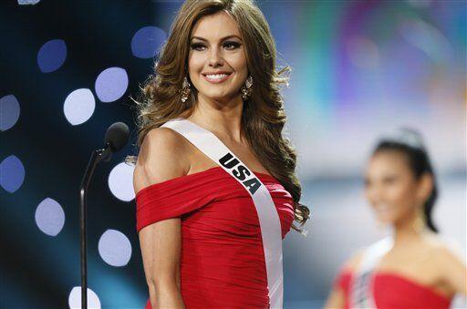 La bella Miss USA planea ser una defensora de los niños ante el abuso de...